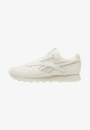 CLASSIC LEATHER SHOES - Joggesko - white