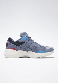 Reebok Classic - AZTREK 96 SHOES - Trainers - blue/blue/pink - 7