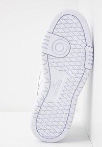 Reebok Classic - COURT DOUBLE MIX - Sneakersy niskie - white/panton - 6