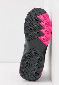 Reebok Classic - AZTREK DOUBLE MIX TRAIL - Zapatillas - green slash/triple grey/solar pink - 6