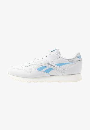 Trainers - porcelain/fluid blue/silver metallic
