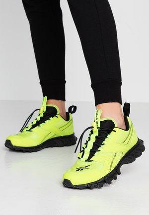 DMXPERT - Matalavartiset tennarit - neon lime/black