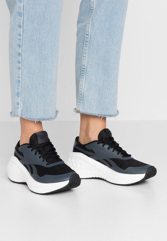 METREON - Sneakers - black/true grey 8/white