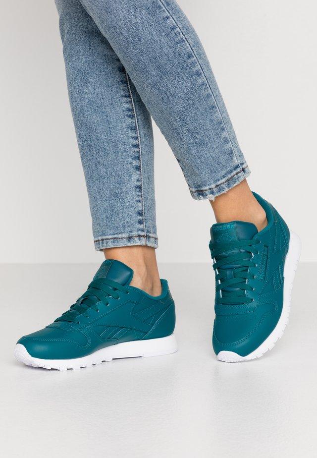 Sneakers laag - hertea/white/seatea