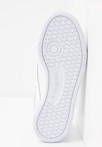 Reebok Classic - CLUB C 85 - Joggesko - white/lilac frost - 6