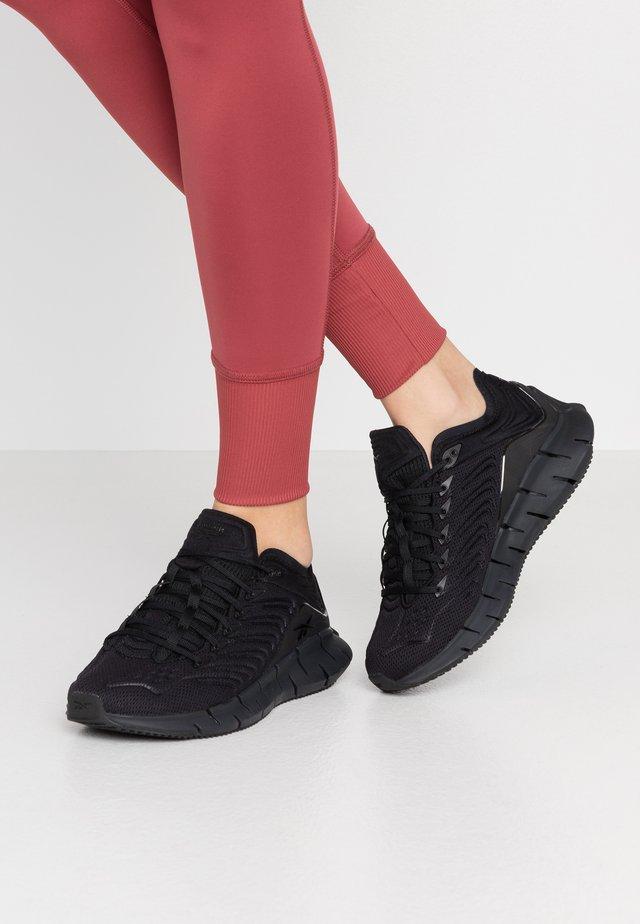 ZIG KINETICA - Sneakers laag - black/true grey