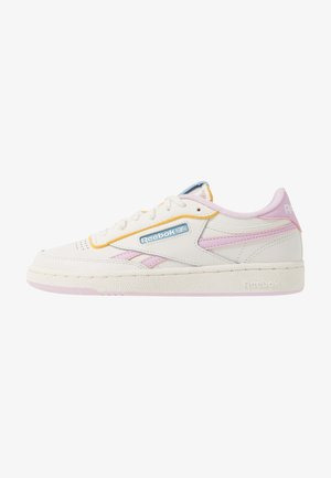 CLUB C REVENGE - Sneaker low - chalk/pixel pink/chalk
