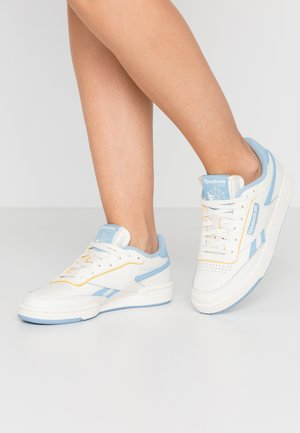 CLUB C REVENGE - Sneakers laag - chalk/fluid blue