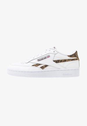 CLUB REVENGE - Sneakers laag - white/just brown/wild brown