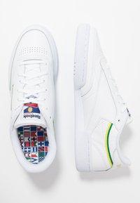 Reebok Classic - CLUB C 85 - Zapatillas - white/heryel - 1