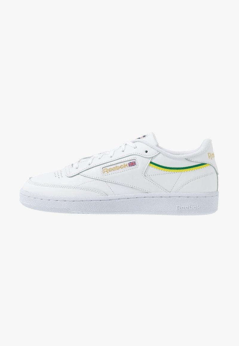 Reebok Classic - CLUB C 85 - Zapatillas - white/heryel