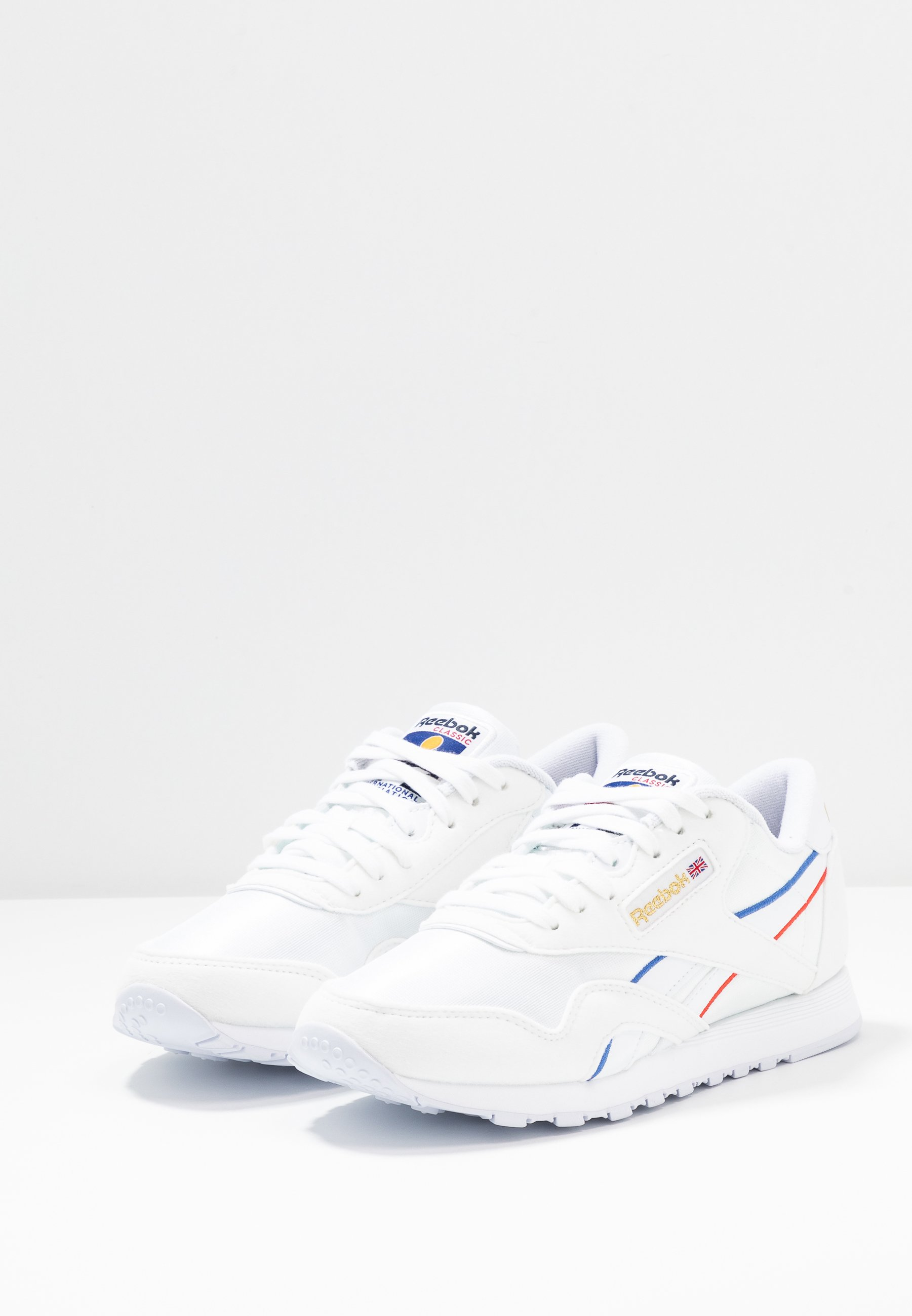 Reebok Classic Sneakers Basse - White/radiant Red/blue cb15WXE