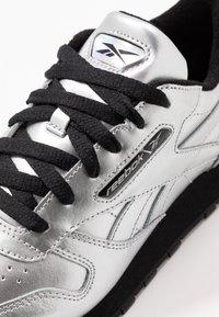 Reebok Classic - Trainers - silver metallic/black - 2