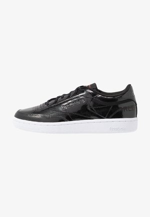 CLUB C 85 - Trainers - black/neo red/white