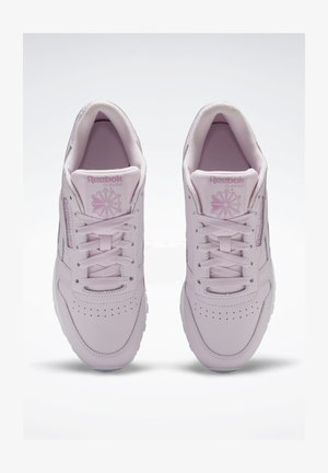 CLASSIC LEATHER SHOES - Joggesko - pixel pink