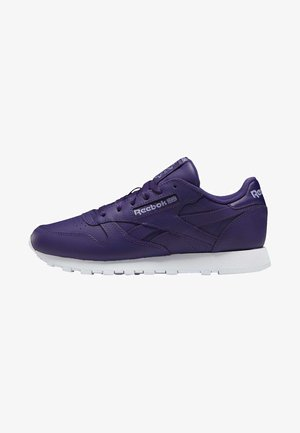 CLASSIC LEATHER SHOES - Trainers - mystic orchid