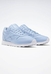 Reebok Classic - CLASSIC LEATHER SHOES - Joggesko - fluid blue - 2