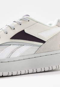 Reebok Classic - COURT DOUBLE MIX - Trainers - porcel/chalk/midnight shadow - 2
