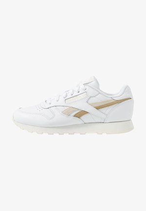 CLASSIC  - Sneakers laag - white/alabaster/utility beige