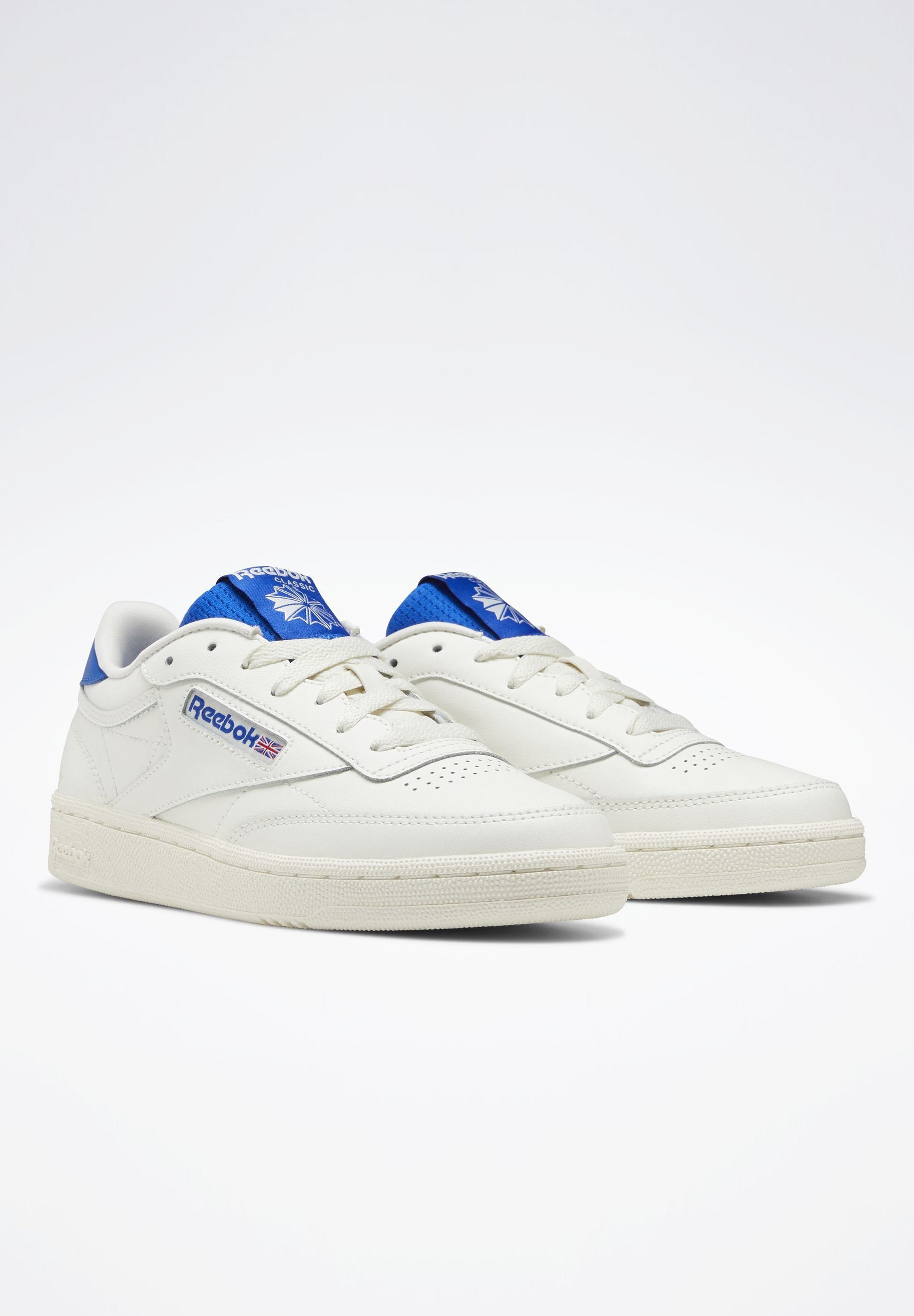 Reebok Classic Club C 85 Shoes - Joggesko White