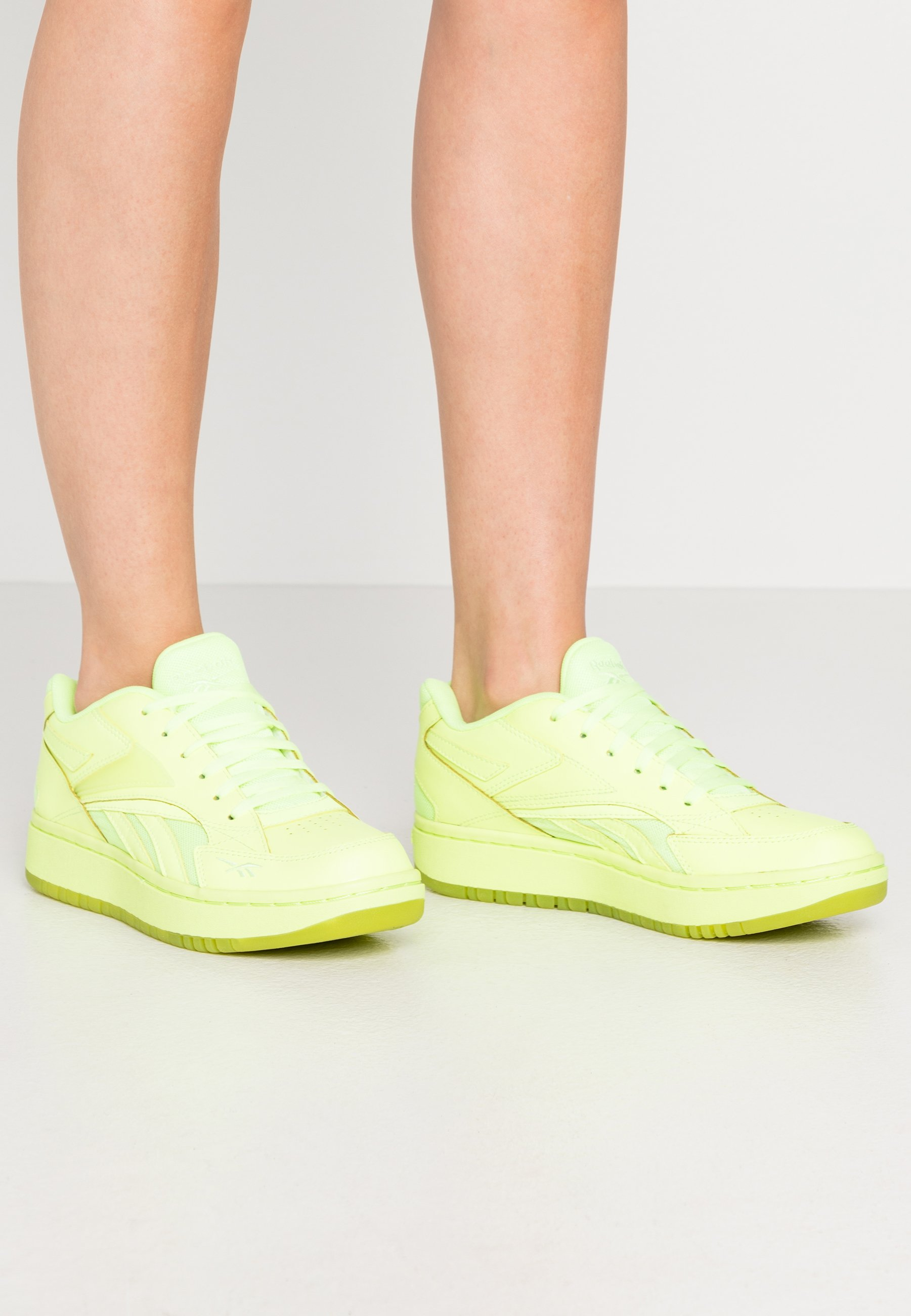 COURT DOUBLE MIX Sneakers electric flashwhite