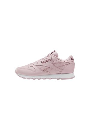 CLASSIC LEATHER SHOES - Sneakersy niskie - pink