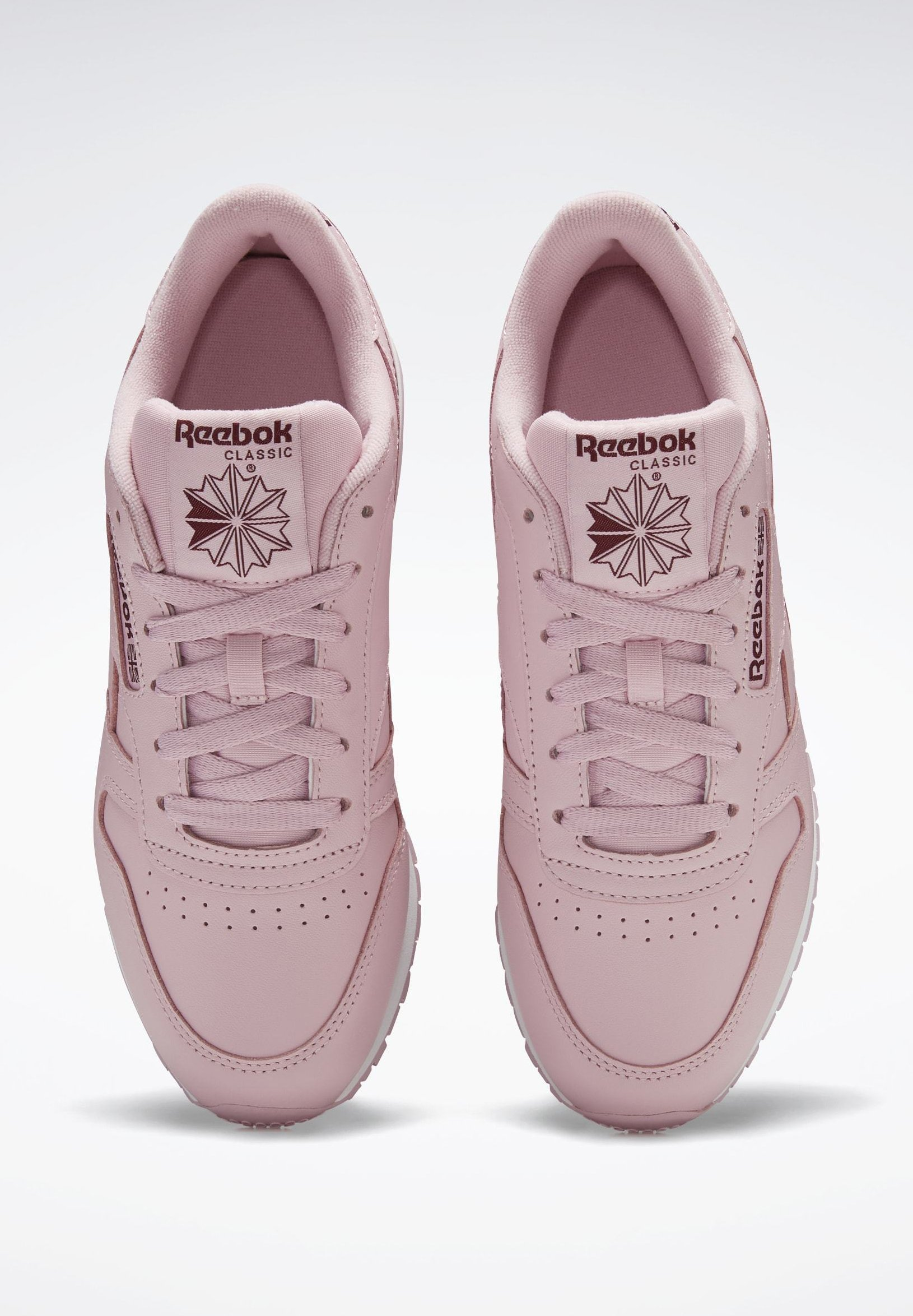 CLASSIC LEATHER SHOES Sneaker low pink