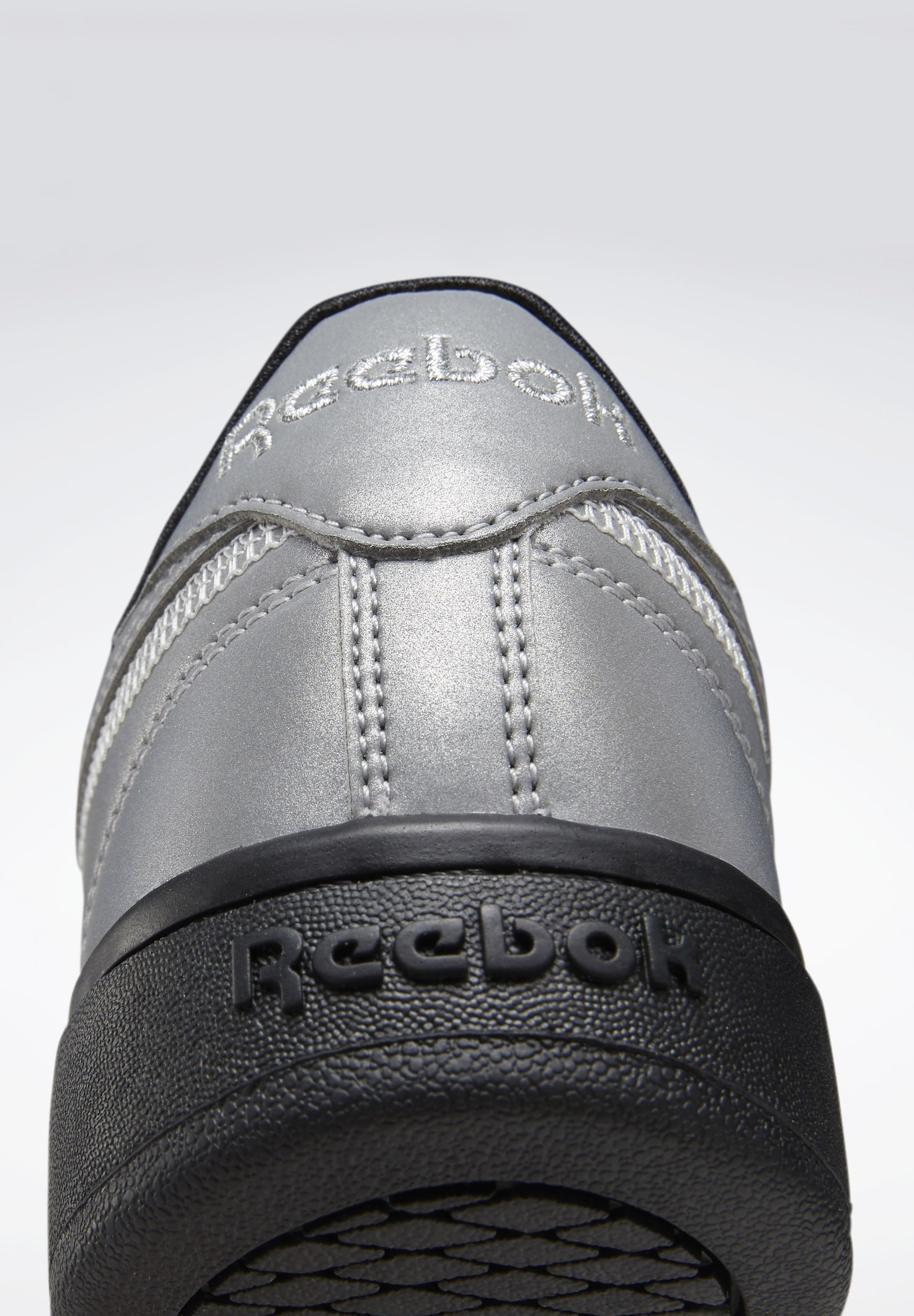 Reebok Classic Club C Double - Sneakers Basse Silver wB9F1