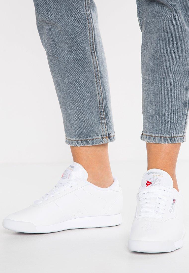 Reebok Classic - PRINCESS - Sneakersy niskie - white