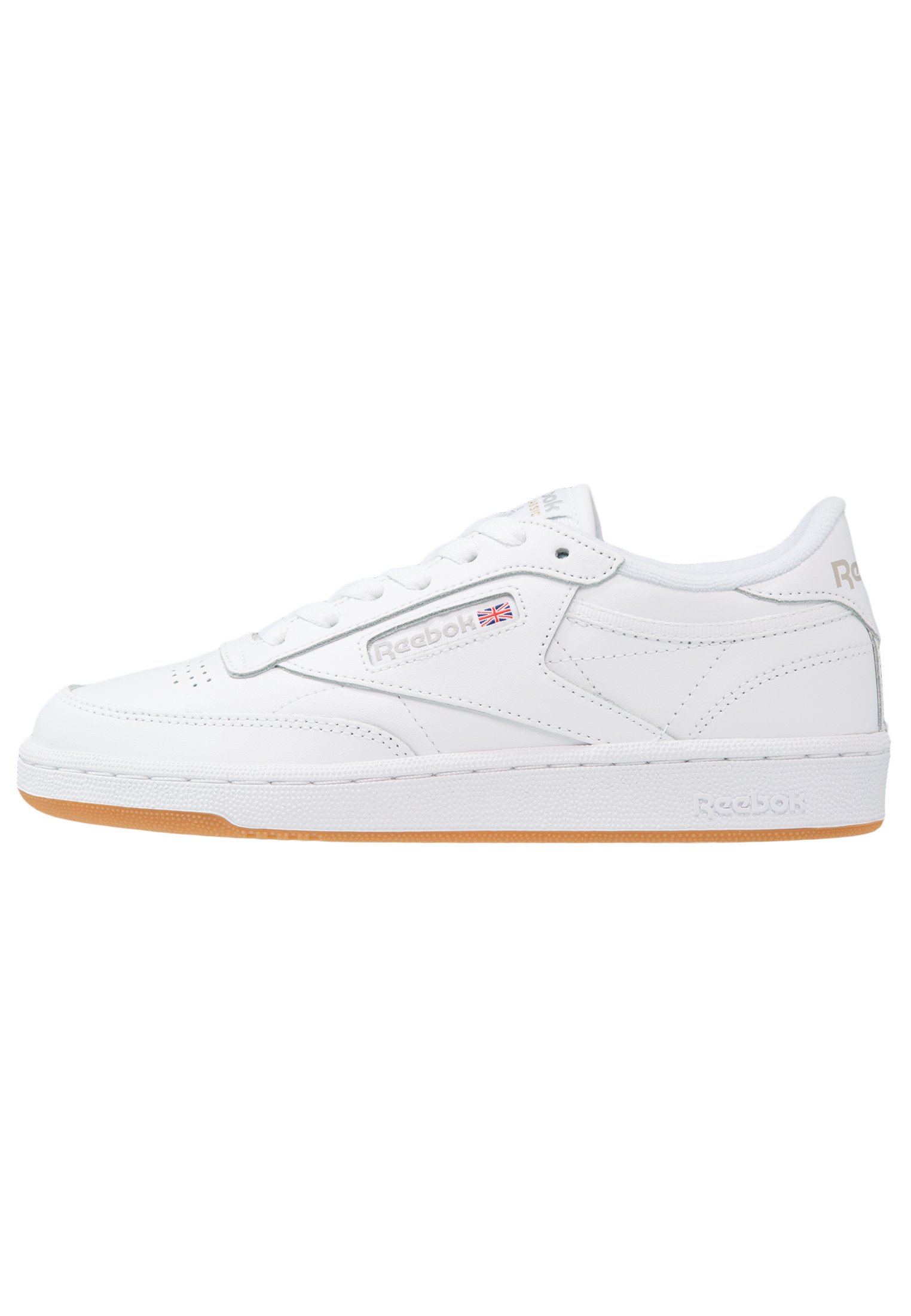 Reebok Classic CLUB C 85 Sneaker low whitelight grey