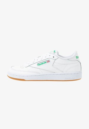 CLUB C 85 - Sneakers basse - white/green