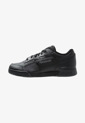 WORKOUT PLUS - Sneakers - black/charcoal