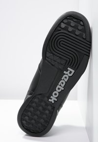 Reebok Classic - WORKOUT PLUS - Sneakers - black/charcoal - 4