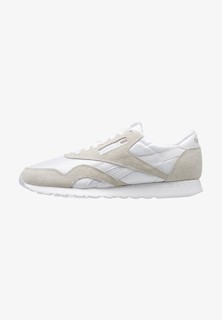 Reebok Classic - CLASSIC NYLON BREATHABLE LIGHTWEIGHT SHOES - Sneaker low - white/light grey