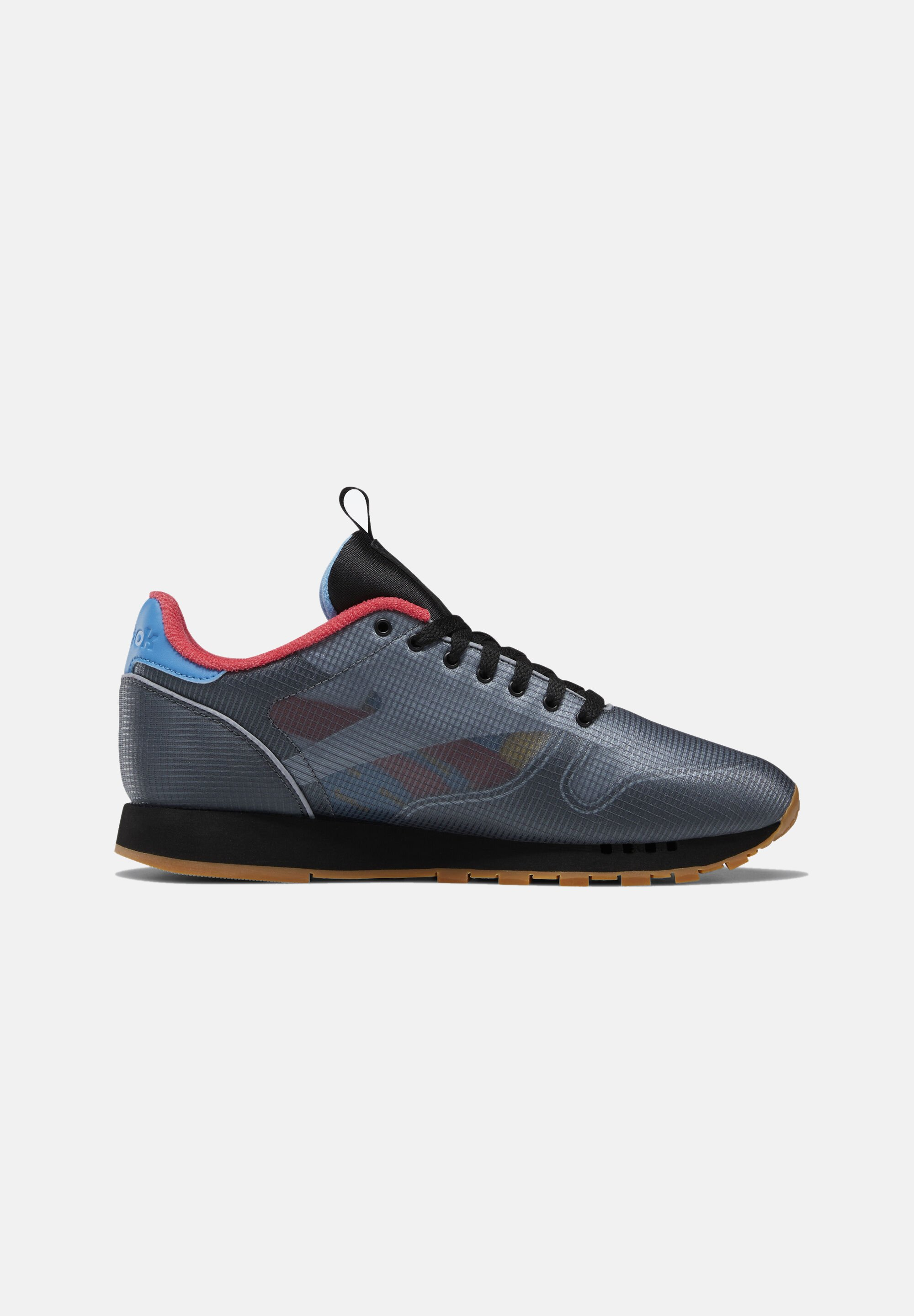 Reebok Classic Leather Shoes - Sneaker Low Black Friday