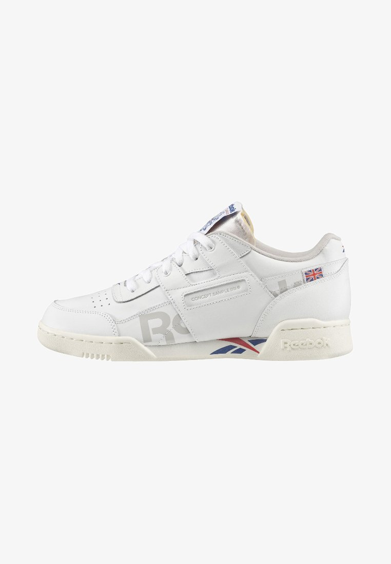 Reebok Classic - Sneaker low - white blue/ red