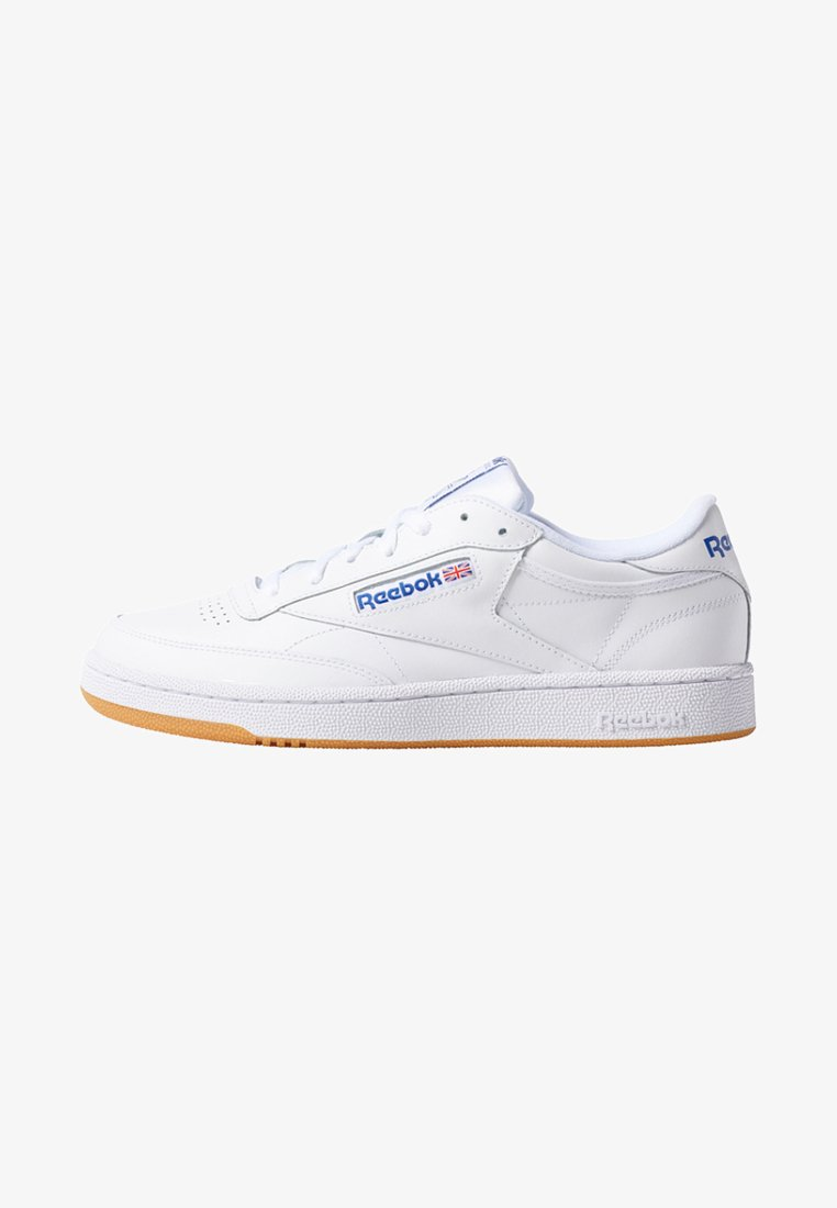 Reebok Classic - CLUB C 85 - Trainers - white