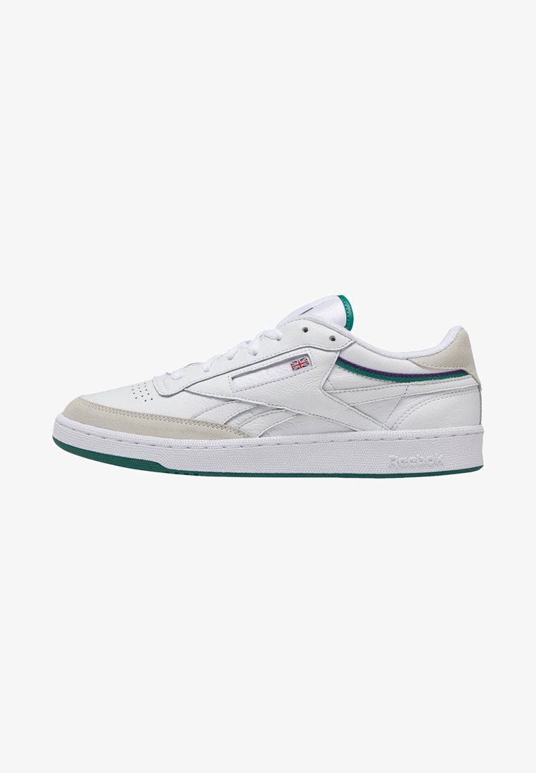 Reebok Classic - REVENGE PLUS SHOES - Sneakers laag - white