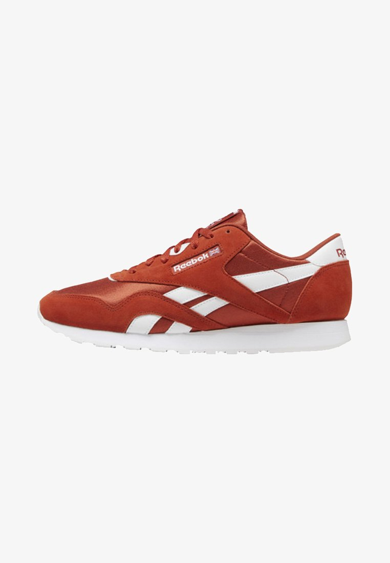 Reebok Classic - CLASSIC NYLON SHOES - Sneaker low - mason red