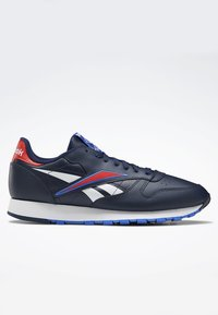 Reebok Classic - CLASSIC LEATHER SHOES - Sneaker low - blue - 7