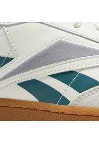 Reebok Classic - CLUB C 85 SHOES - Sneakers basse - white - 6
