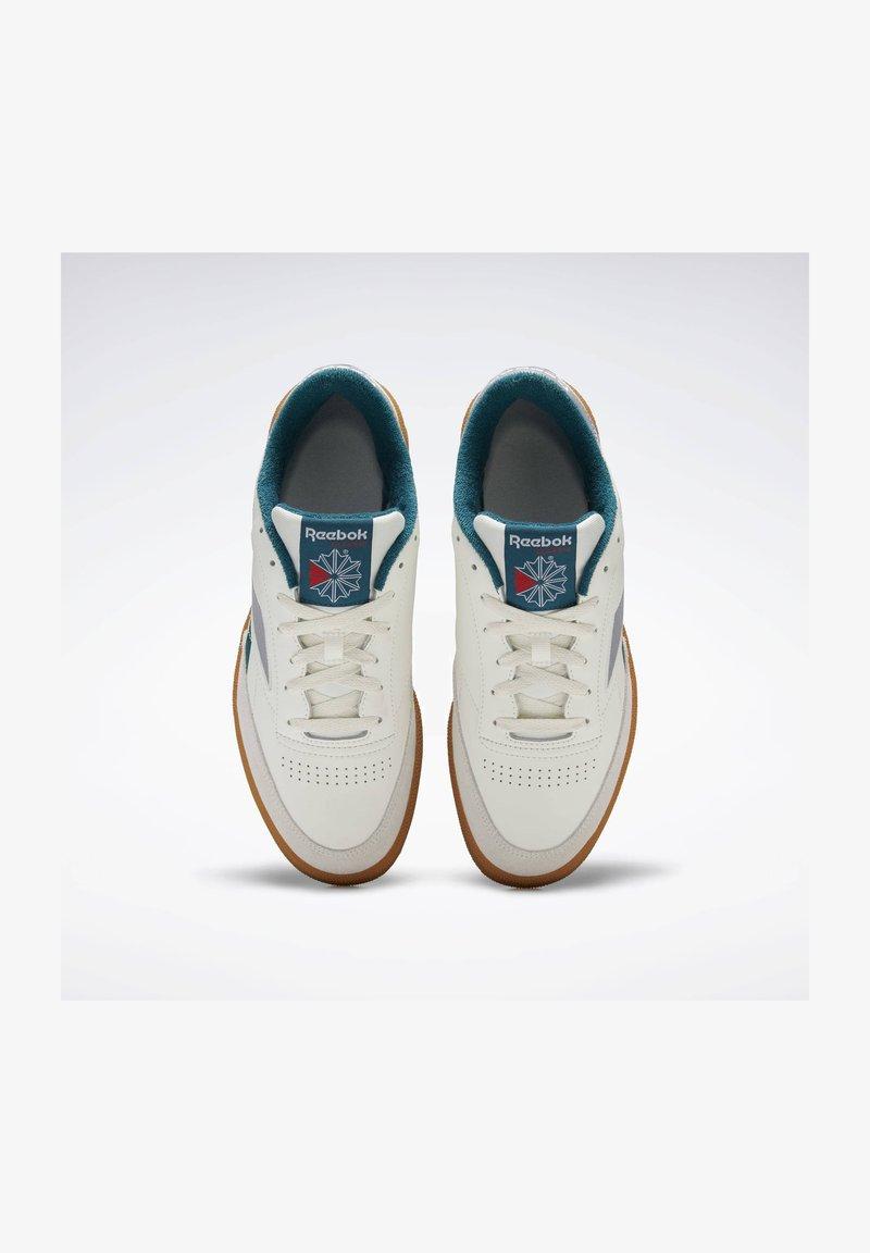 Reebok Classic - CLUB C 85 SHOES - Sneakers basse - white