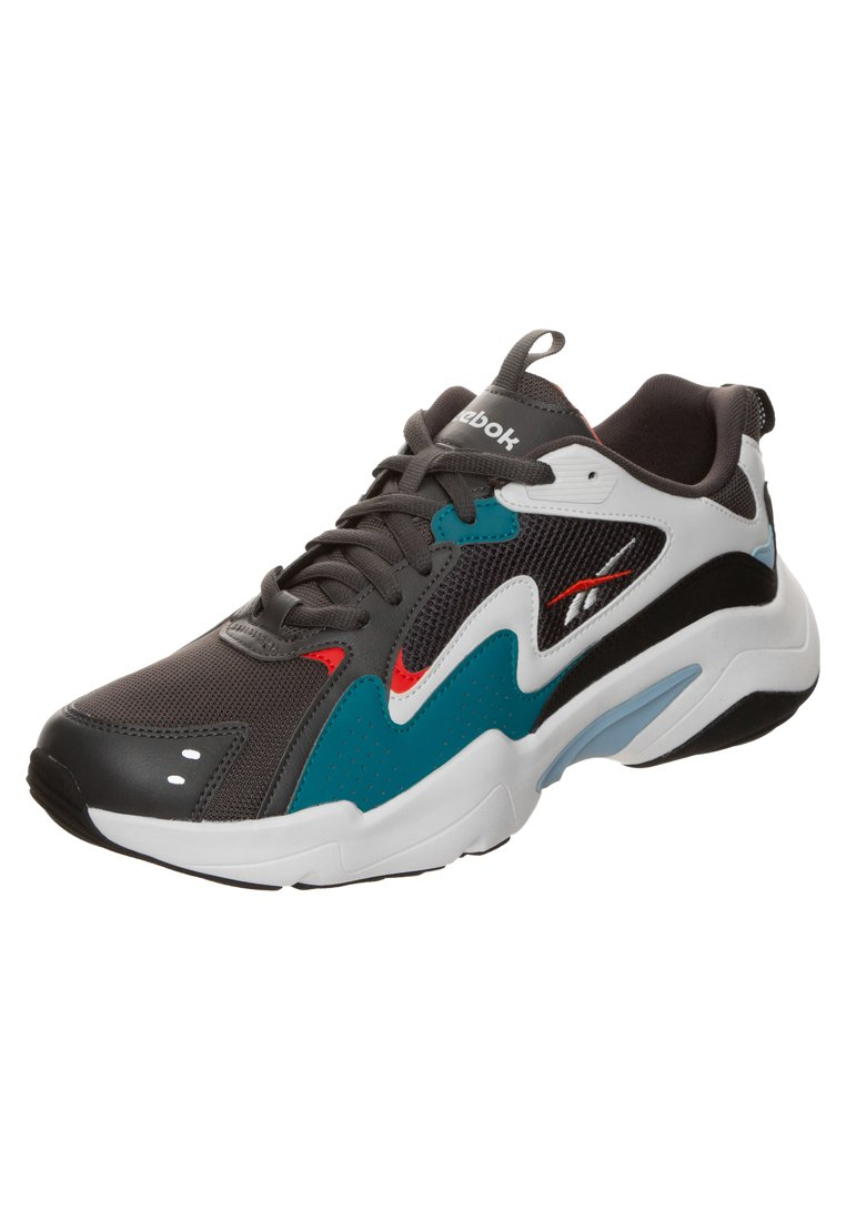 Reebok Classic ROYAL TURBO IMPULSE SNEAKER HERREN - Sneakersy niskie - cold grey