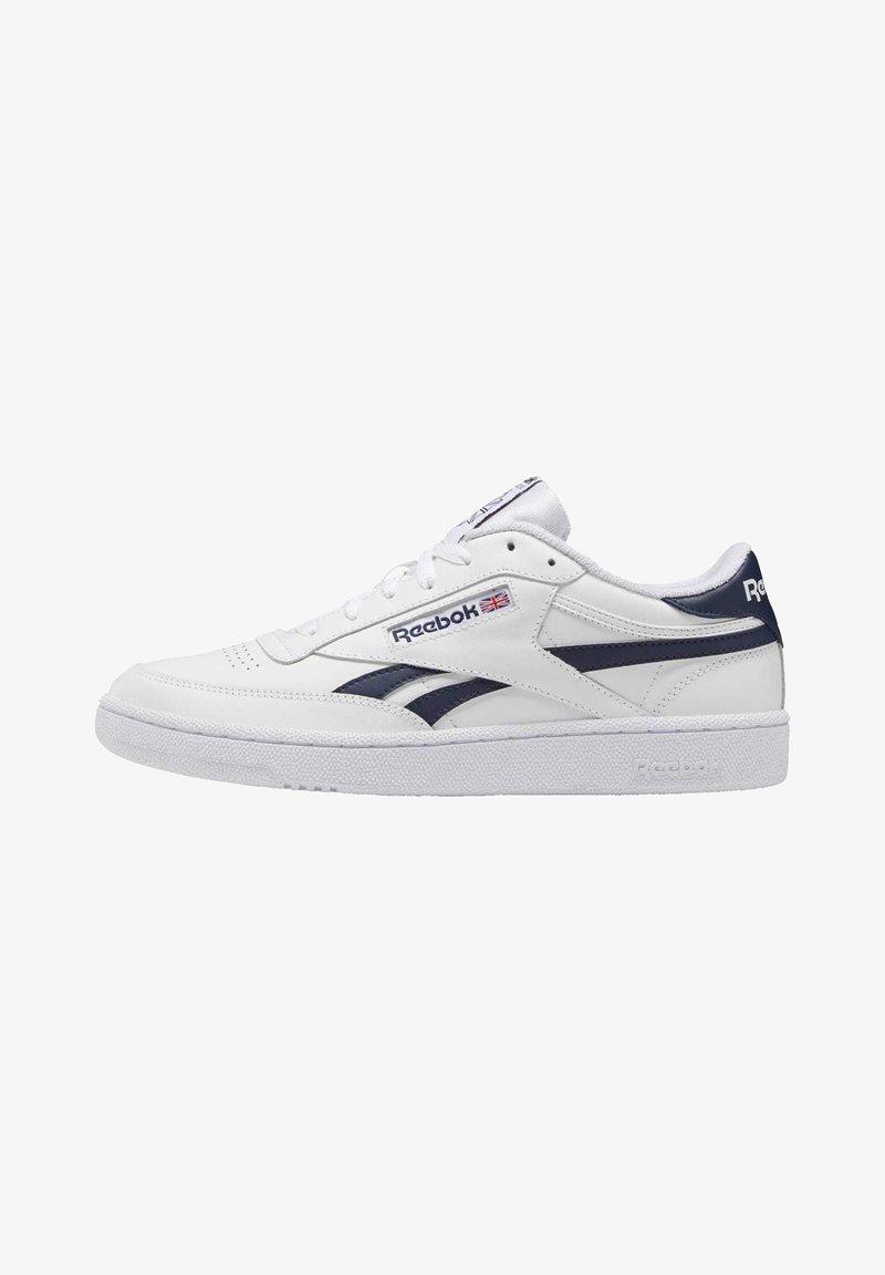 Reebok Classic - CLUB C REVENGE SHOES - Sneakers laag - white