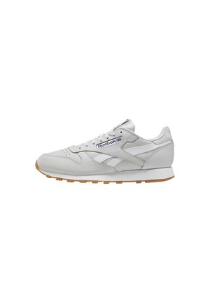 CLASSIC LEATHER SHOES - Sneakers basse - grey