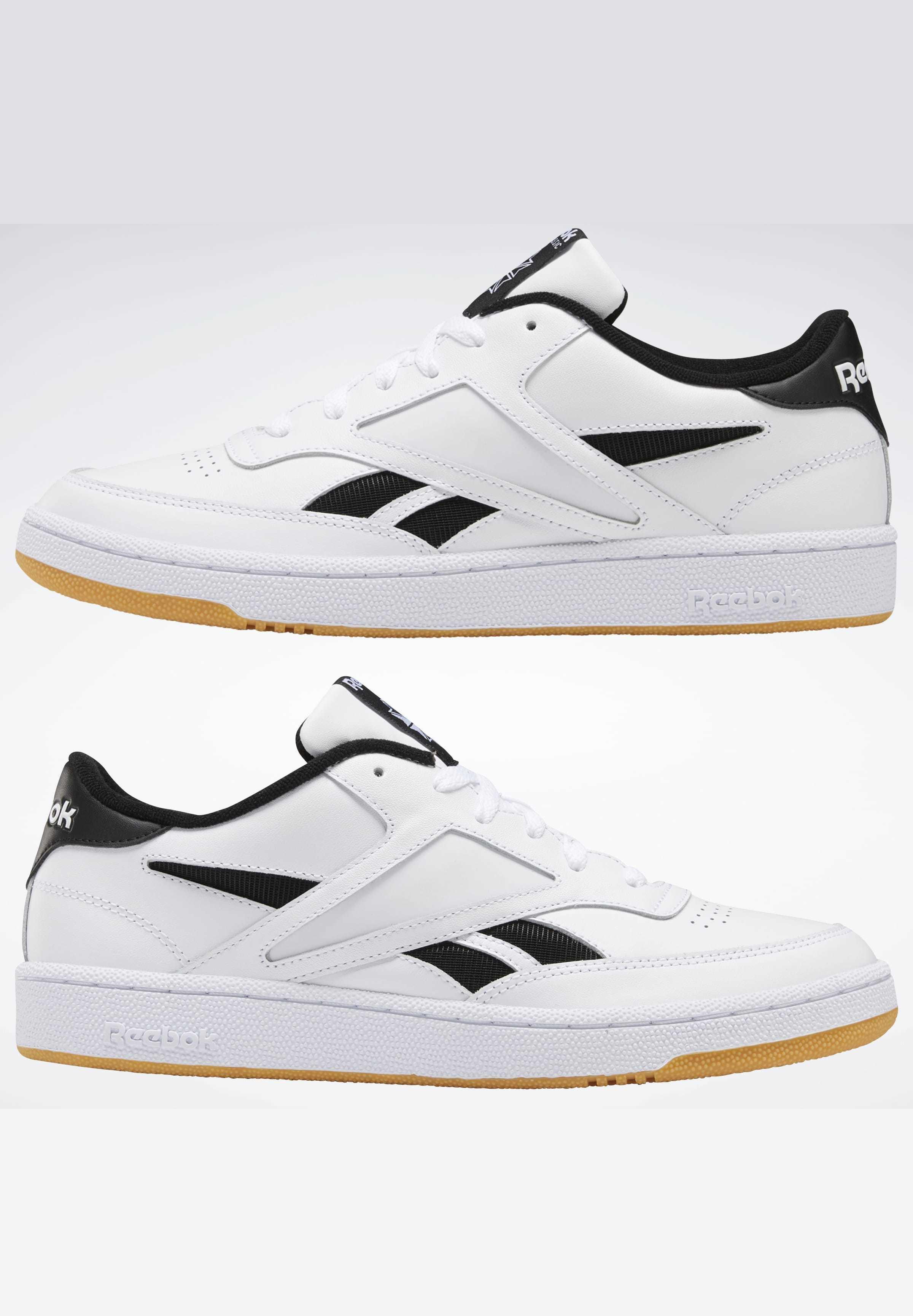 Reebok Classic Club C Revenge Mark Shoes - Joggesko White