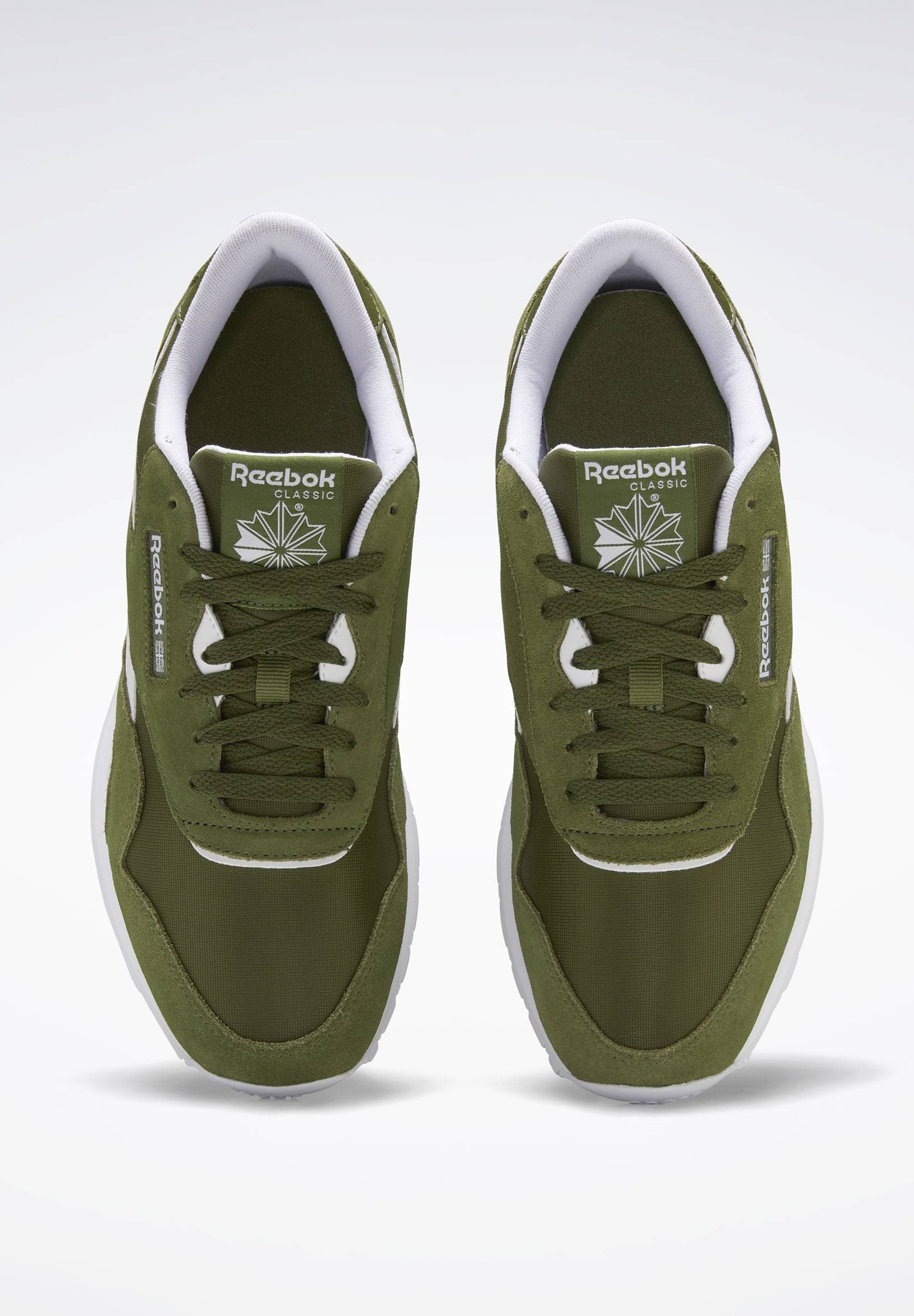 CLASSIC NYLON SHOES Sneaker low green