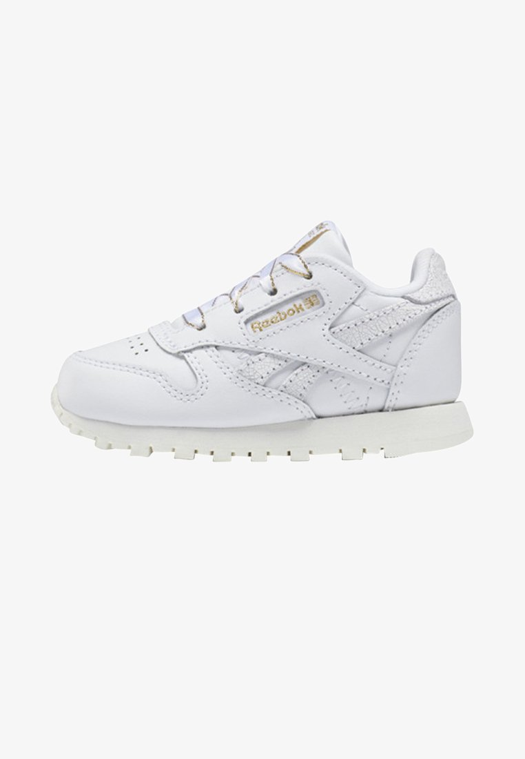 Reebok Classic - CLASSIC LEATHER SHOES - Sneaker low - white