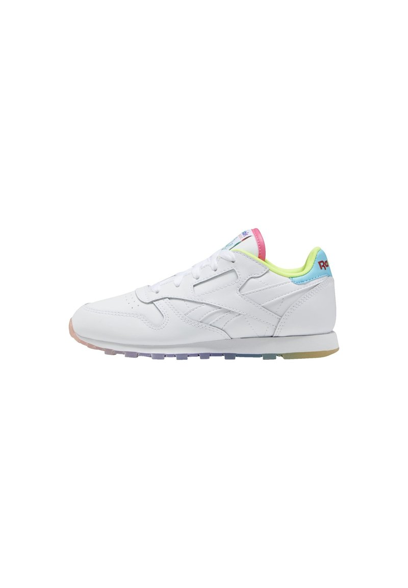 Reebok Classic - CLASSIC LEATHER SHOES - Sneakers basse - white