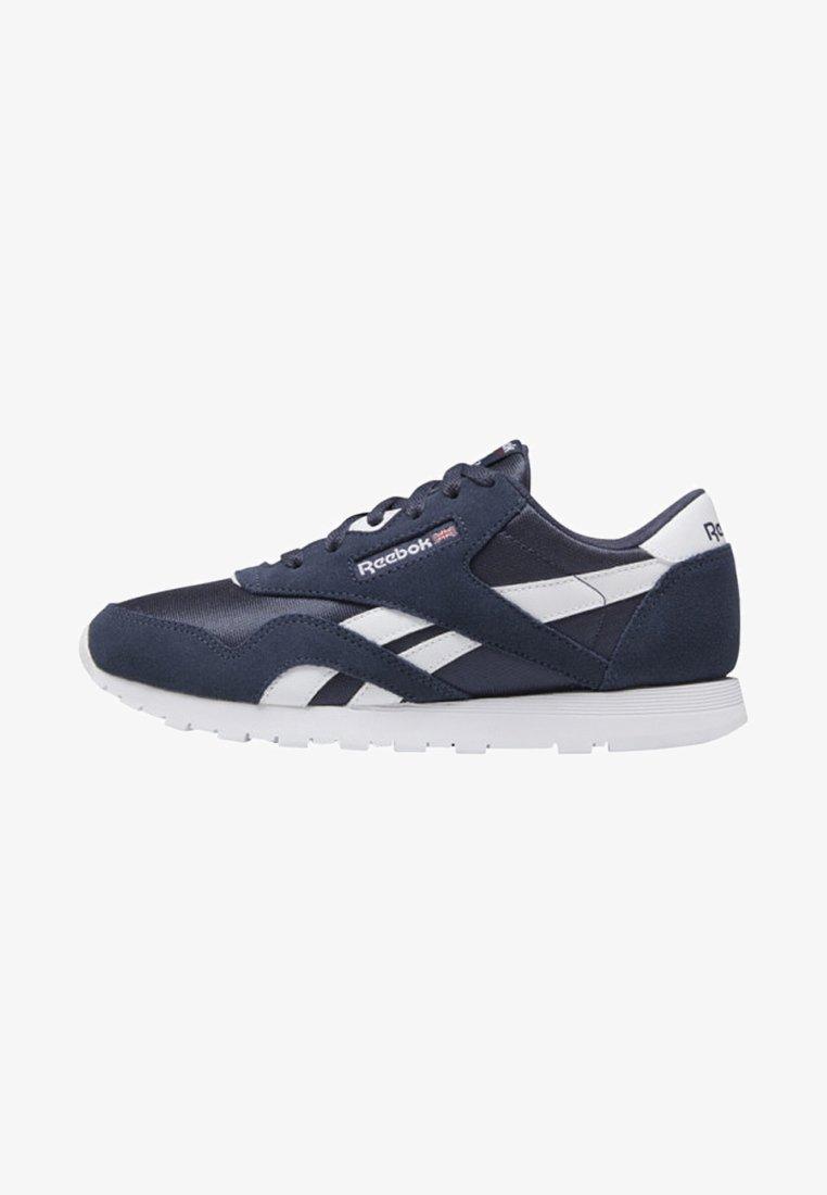 Reebok Classic - CLASSIC NYLON SHOES - Sneaker low - heritage navy
